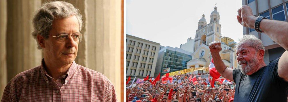 "Frei Betto: ""Nada haverá de calá-lo, Lula"""