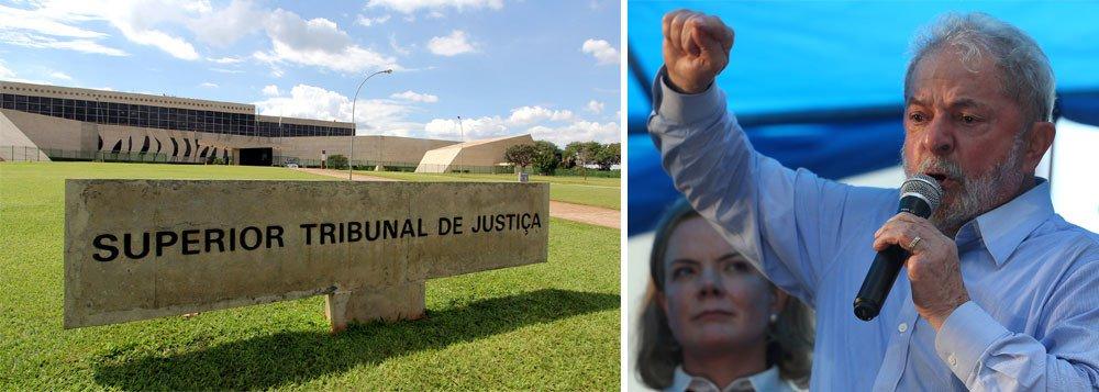 Julgamento de recurso de Lula no STJ é adiado para depois da páscoa