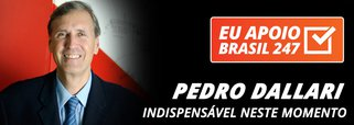 Pedro Dallari apoia o 247: indispensável neste momento