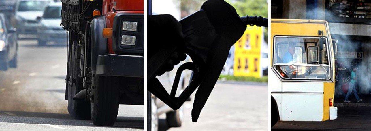 Petrobras aumenta diesel em 5,7%;caminhoneiros criticam