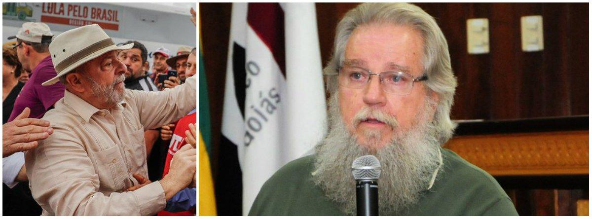 Este dano irreparável, eles terão de pagar, diz Afrânio sobre prisão de Lula