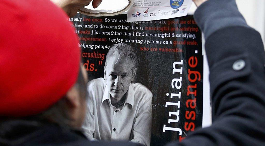 Editora-chefe da Sputnik sobre prisão de Assange: a hipocrisia mundial venceu