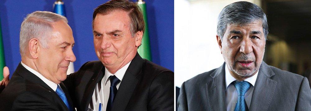 'Este conflito não é do Brasil', diz embaixador palestino a Bolsonaro