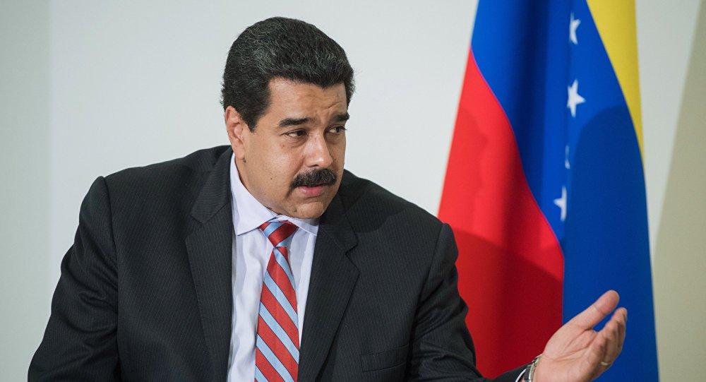 Maduro rechaça discurso de vice-presidente dos EUA na ONU