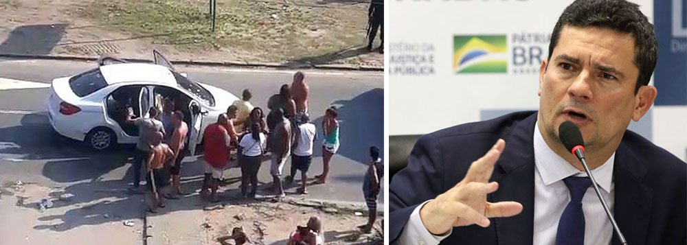 À porta do caos, Brasil assiste Exército resolver suspeita a 80 balas