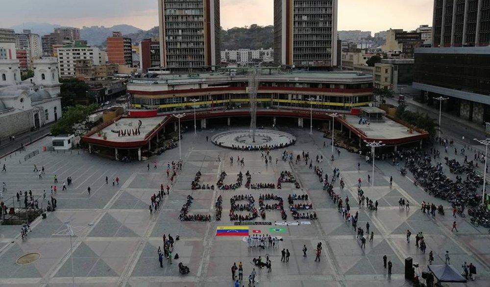 Movimentos populares venezuelanos pedem Lula Livre