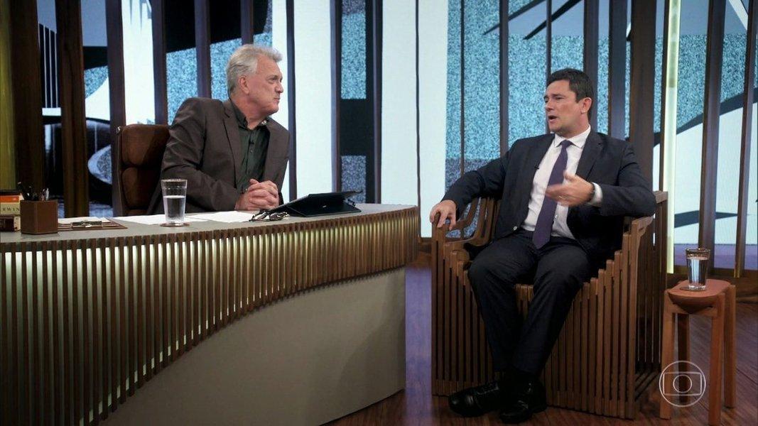 Depois de 'conje', Moro ataca português novamente com 'rugas'