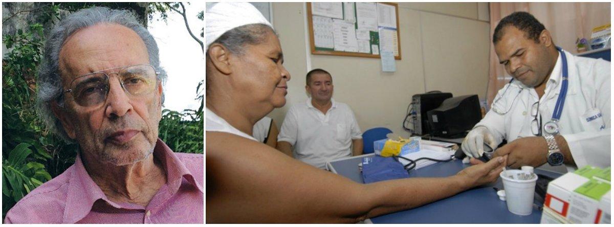 Janio: Mais Médicos definha, com Bolsonaro e Temer impunes