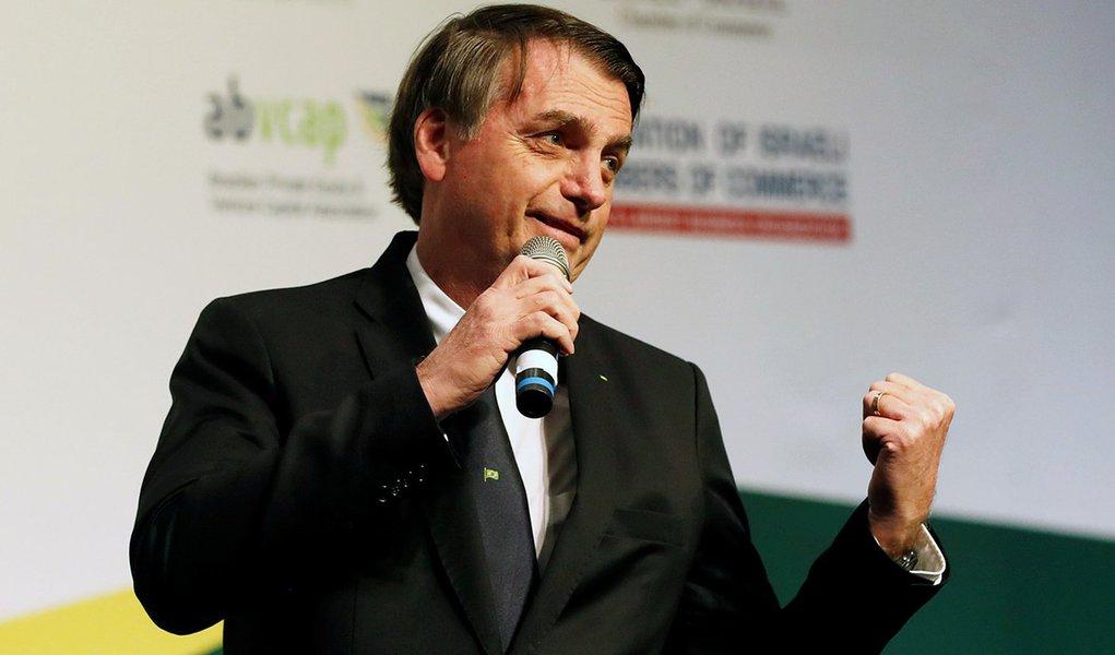 Em Israel, Bolsonaro cita potencial da Amazônia e diz estar aberto a 'parcerias'