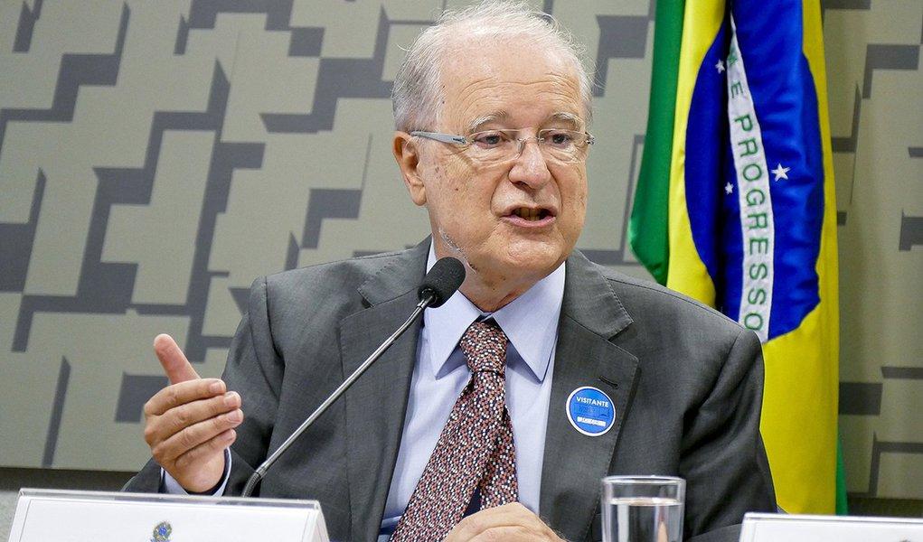 Sérgio Amaral é removido da Embaixada do Brasil nos EUA
