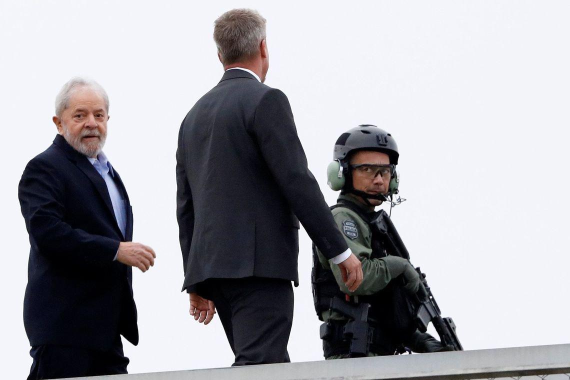 Lula é alvo de fake news nas redes sobre suposta confissão