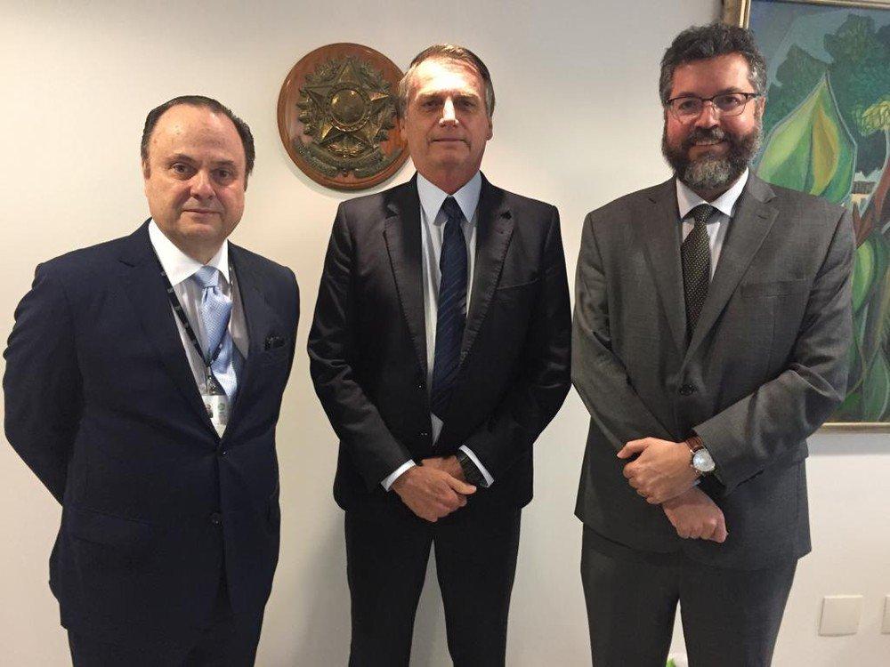 Após chamar Araújo de 'desleal', governo demite presidente da Apex, o segundo em três meses