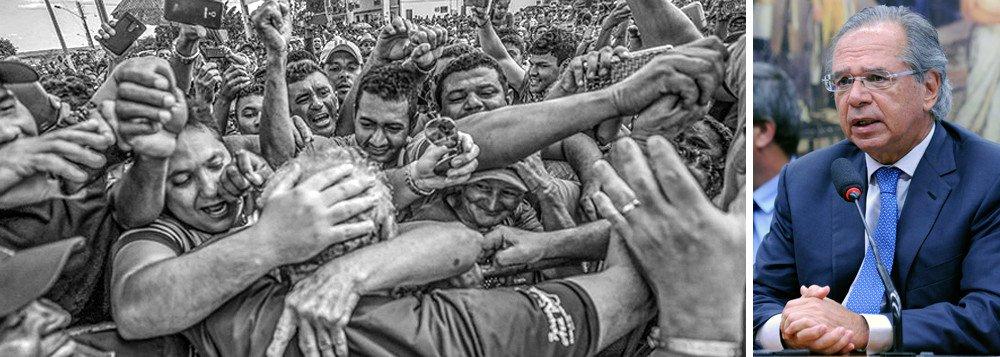 Paulo Guedes inocenta Lula: não roubou um tostão