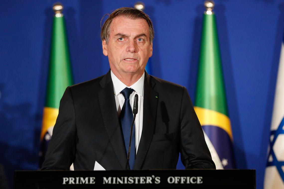 Bolsonaro se inspira em fake news antissemita