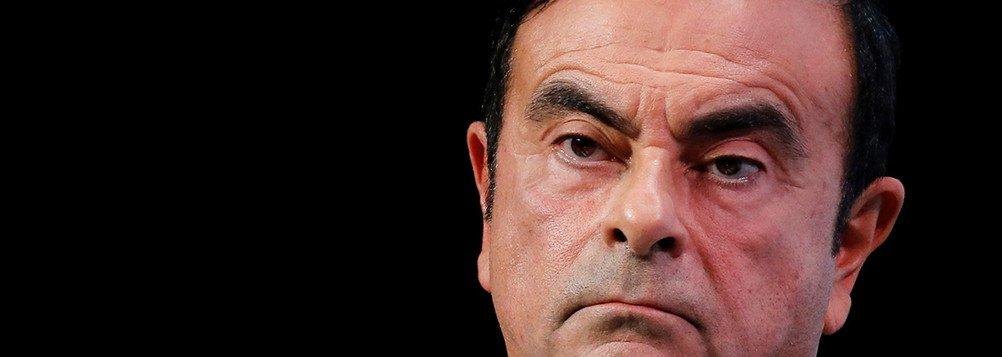 Nissan destitui Ghosn do conselho de administração da montadora