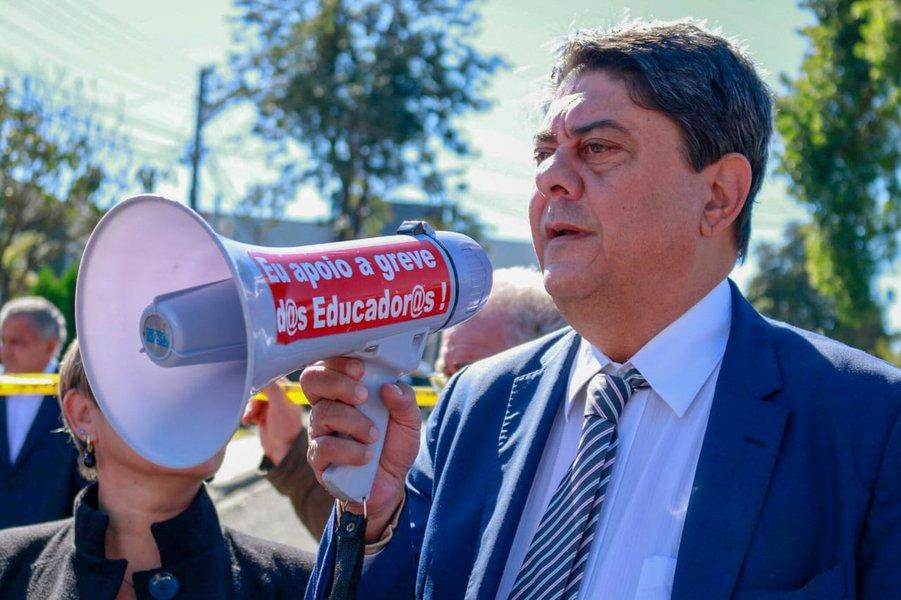 Wadih: um dia, esses que encarceraram Lula não poderão andar pelo país
