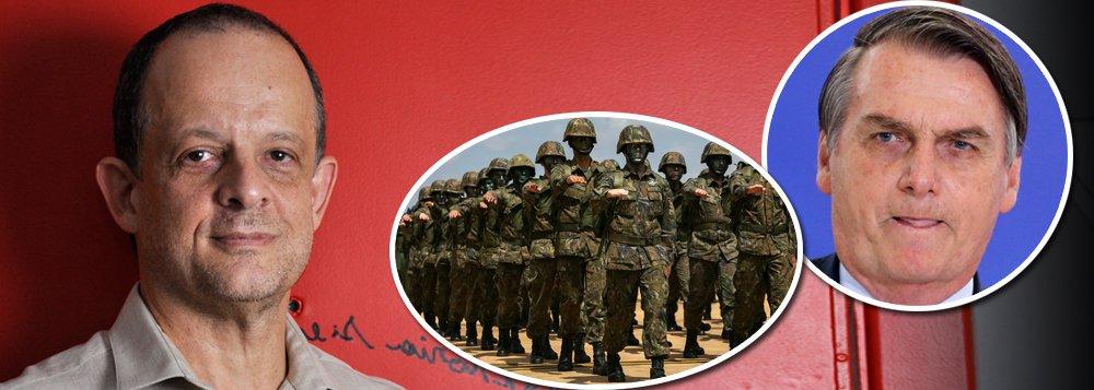 Altman: militares tendem a ampliar presença no governo após Datafolha