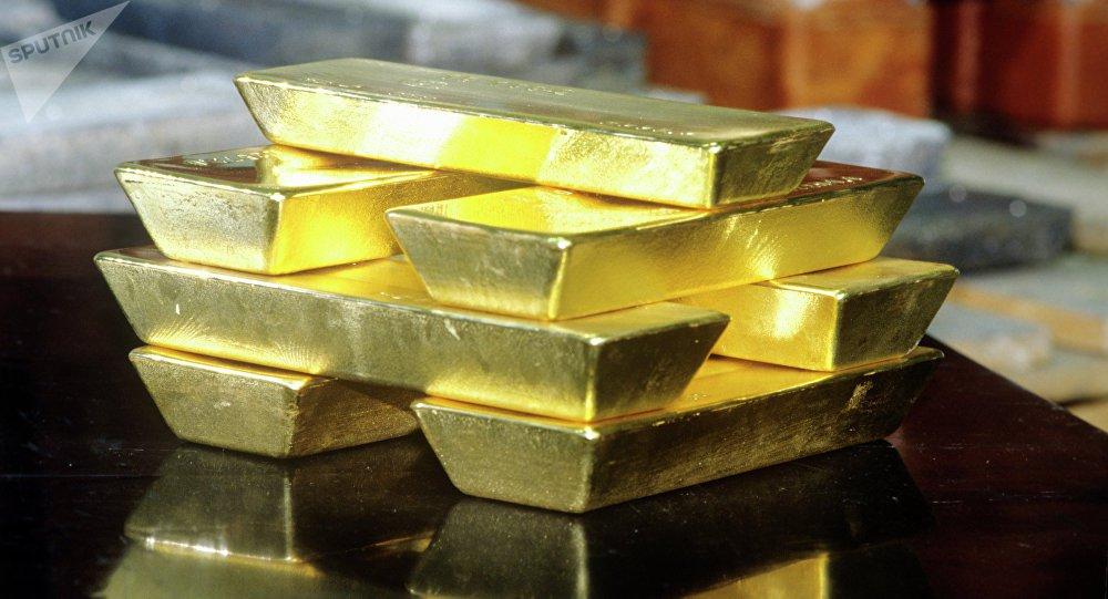China se junta à Rússia na 'corrida do ouro'