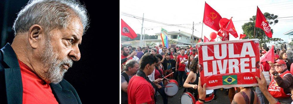 Justiça para o Lula, Justiça para o Brasil