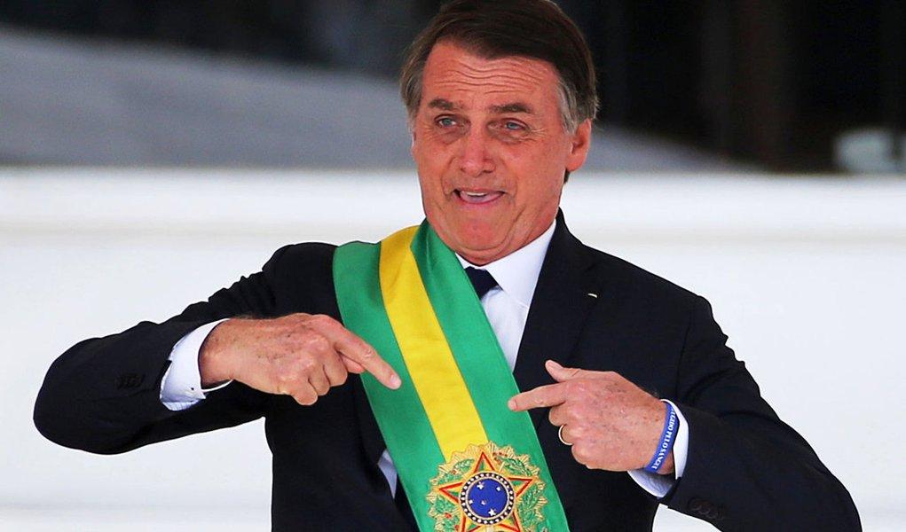 Kiko Nogueira: Brasil concorda com Bolsonaro; não nasceu para ser presidente
