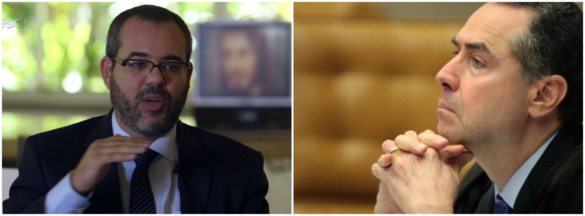 Semer: Barroso usa 'voz das ruas' como álibi para colocar interesses acima da Constituição