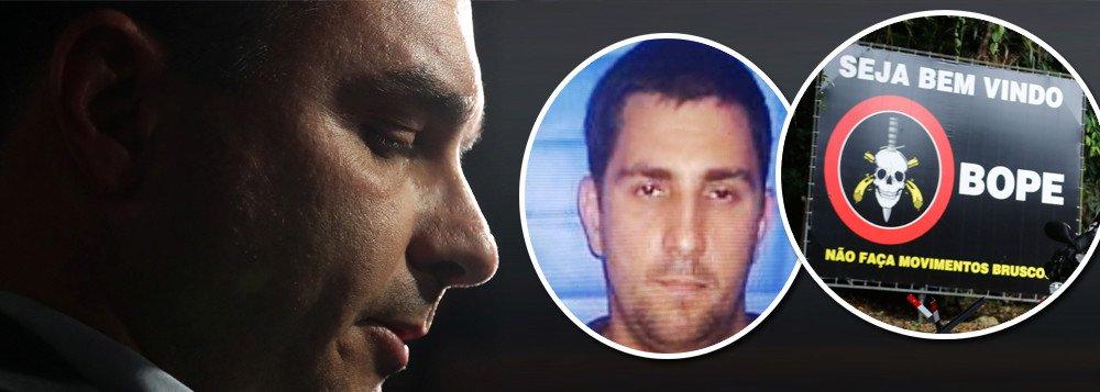 Caso Queiroz: MP inclui como investigados parentes de miliciano que trabalhavam com Flávio