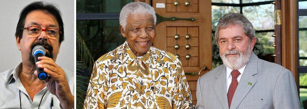 Florestan: não adianta prender Lula, ele é nosso Mandela