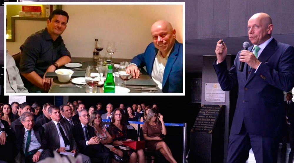 Moro diz que pagou por palestra 'brilhante' de Karnal e irrita bolsonaristas