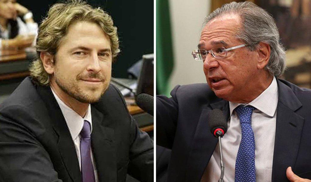 Tchutchuca chega a ser até um mimo diante do que faz Paulo Guedes e seu governo