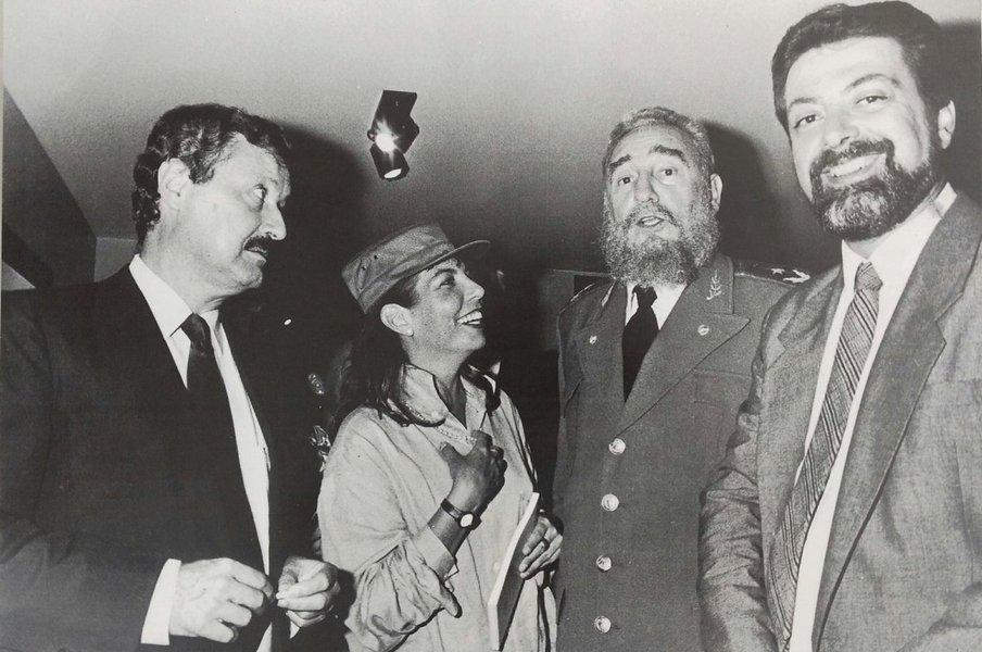 Fidel e a defesa da revolução