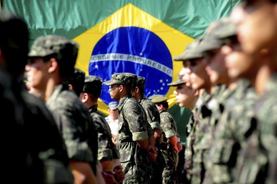 As Forças Armadas brasileiras registram episódios vergonhosos na sua história