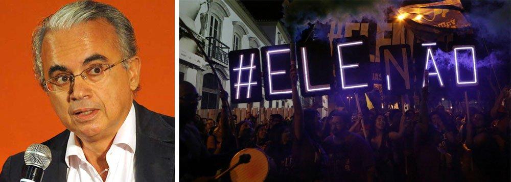 Marcos Coimbra: popularidade de Bolsonaro vai continuar caindo