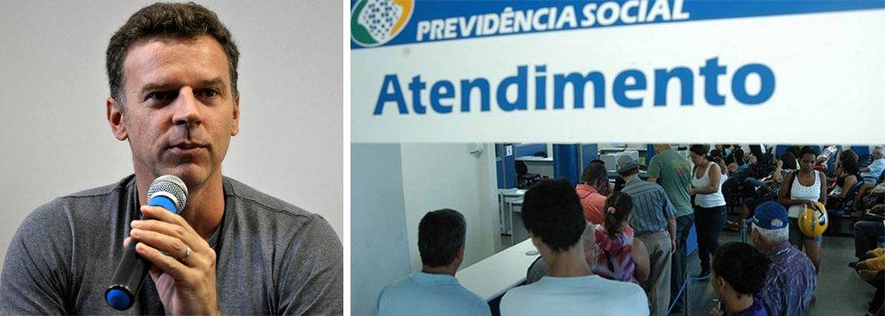 Eduardo Moreira sobre Previdência: é onde as injustiças sociais são corrigidas
