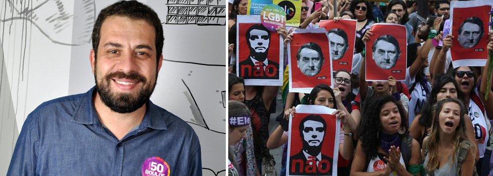 Boulos: elite brasileira tem 'povofobia'
