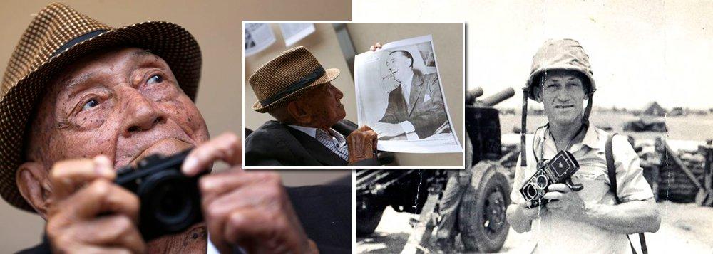 Morre o ícone do fotojornalismo brasileiro Gervásio Baptista