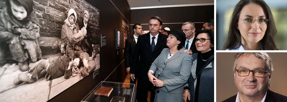 Bolsonaro é ridicularizado na Alemanha por associar nazismo à esquerda