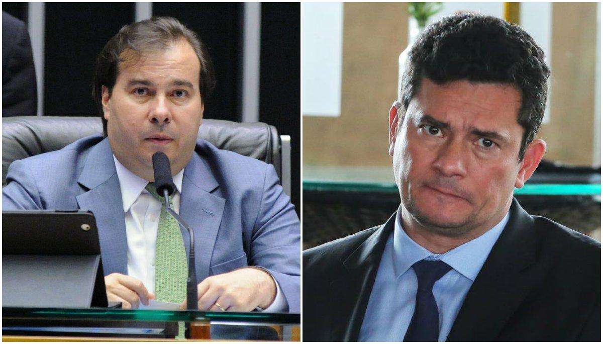 PT e PSOL vão ao STF contra decisão de Maia que blindou Moro