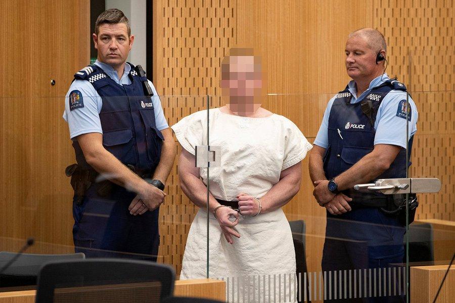 Assassino da Nova Zelândia fez doações para grupo francês de extrema direita