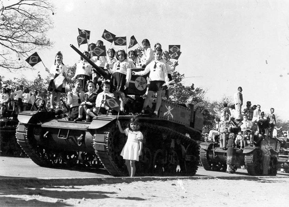Menos da metade dos jovens tinham acesso à educação na ditadura militar