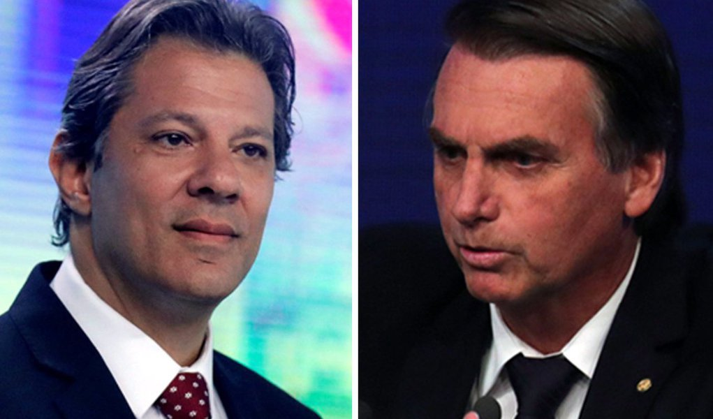 Haddad ironiza Bolsonaro, que já está cansado com o 'batidão' da Presidência