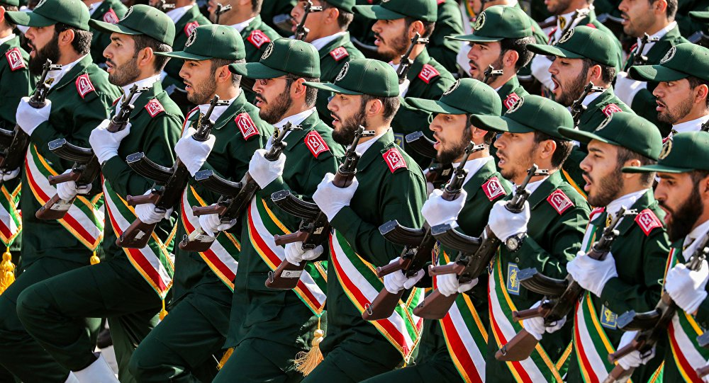 Rotular Guarda iraniana de terrorista pode levar EUA a mais uma guerra