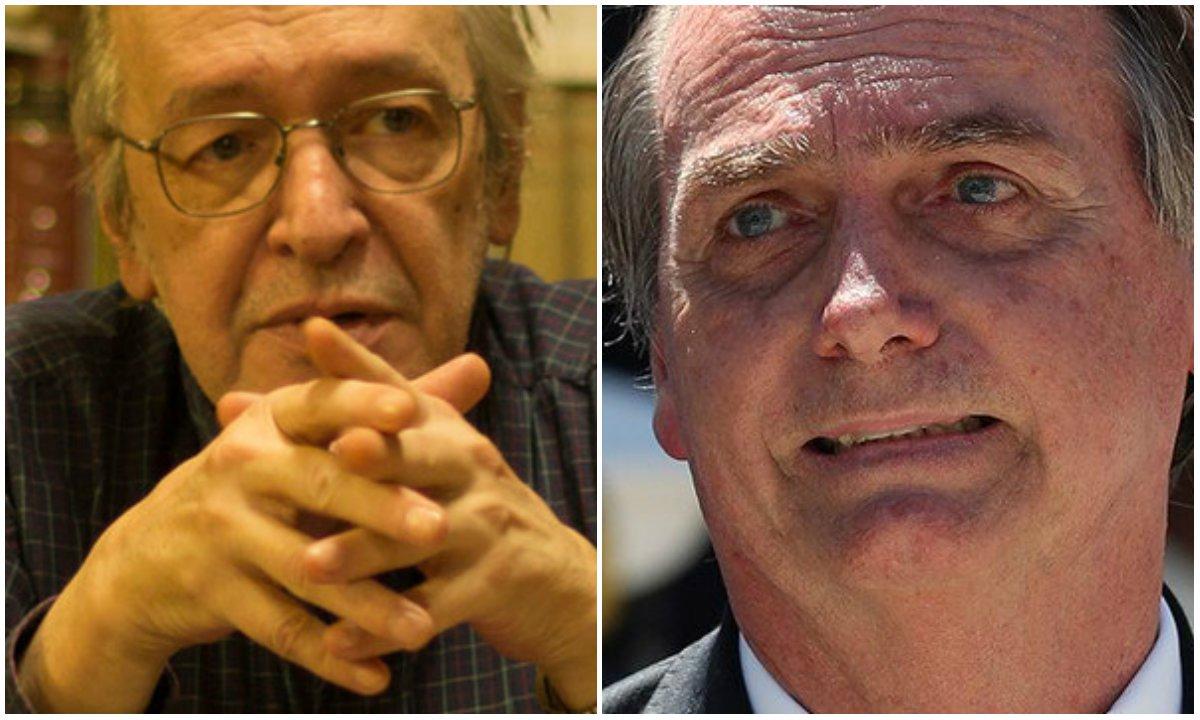 Olavo de Carvalho e Bolsonaro envergonham o Brasil e desonram a memória do Holocausto