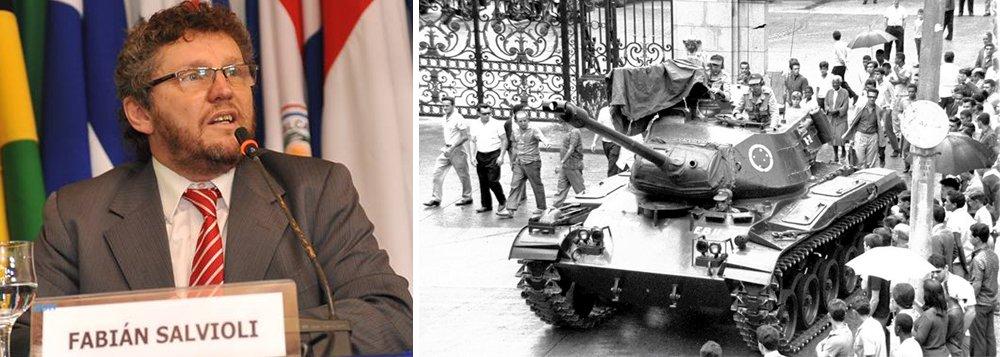 Relator da ONU diz que divulgação de vídeo defendendo golpe de 64 é inaceitável
