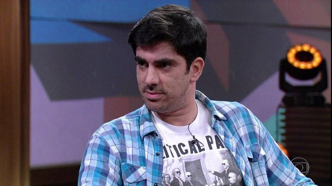 Marcelo Adnet: grande maioria tem consciência e não comemora a Ditadura