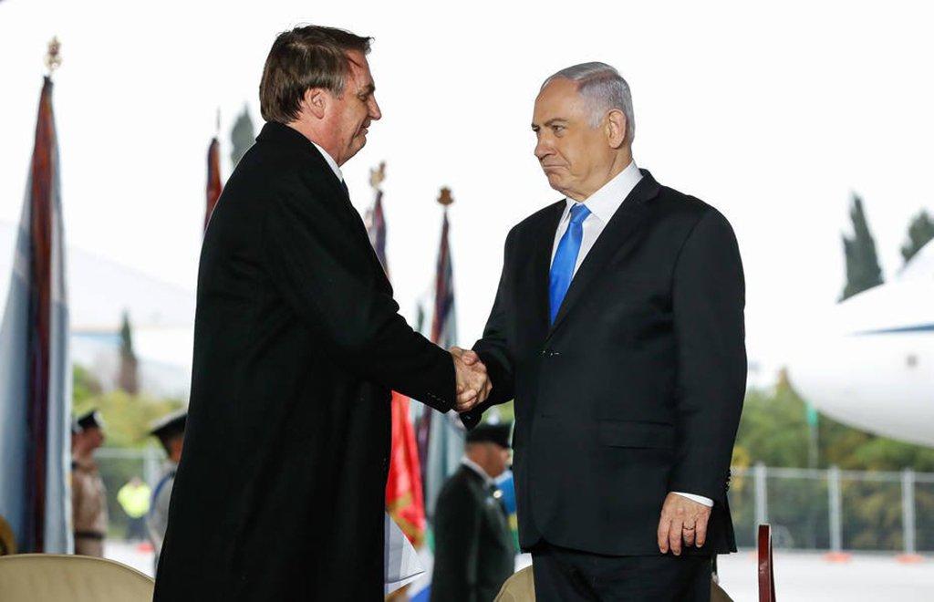 Bolsonaro abre escritório em Jerusalém e ferra o agronegócio brasileiro