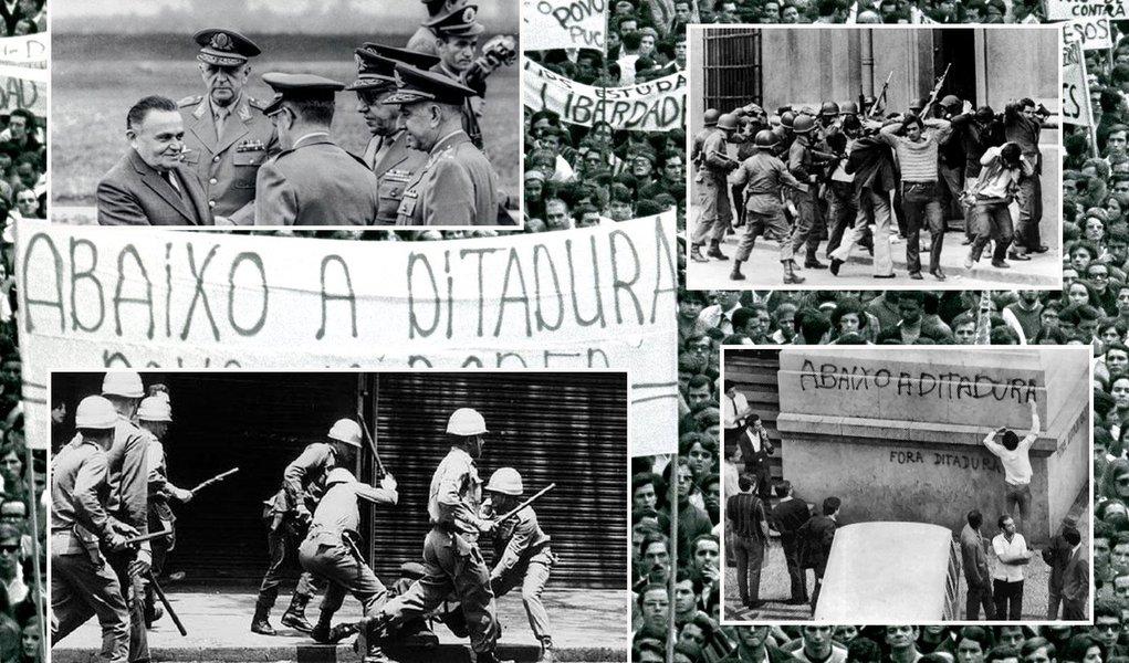 É necessário repetir: Ditadura nunca mais