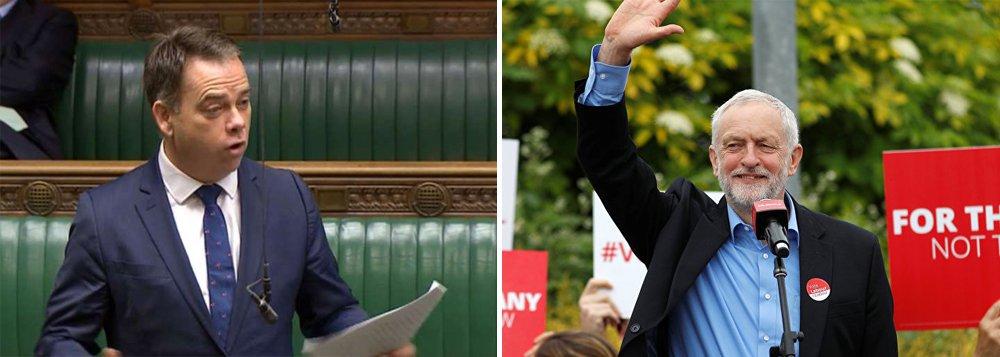 Ministro britânico renuncia dizendo ter medo de um  Brexit 'preparado por um marxista'