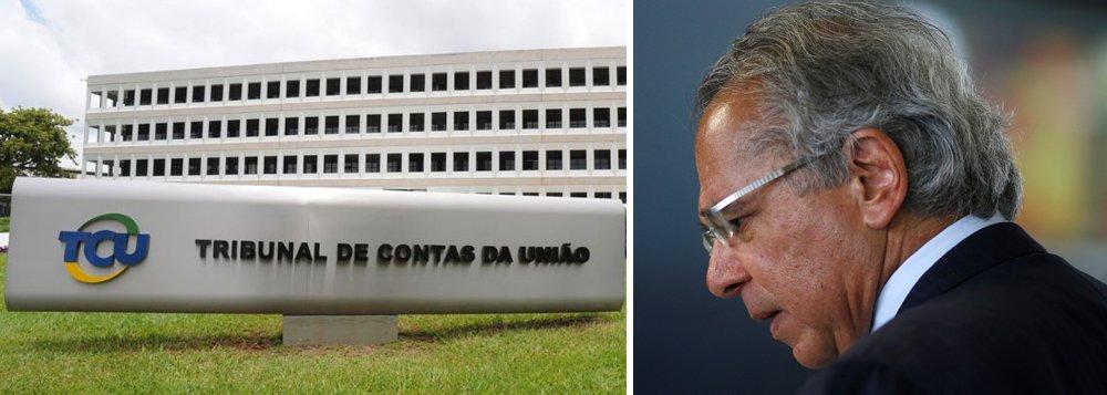 TCU abre processo contra Guedes por suspeita de fraudes com fundos