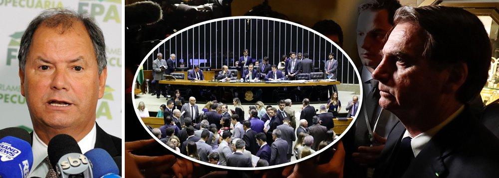 Líder ruralista diz que não dá mais para apoiar Bolsonaro: 'Chega!'