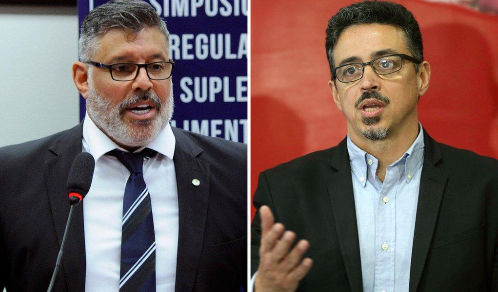 Na briga pelo comando da Ancine, Frota e Leitão se estranham no Twitter